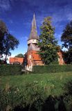 Old gothic church Royalty Free Stock Photography