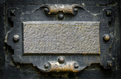 Old Gothic Frame Royalty Free Stock Images