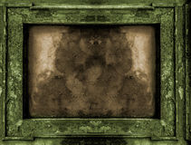 Old gothic frame background Stock Photography