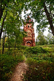 Old Gothic Tower Stock Photography