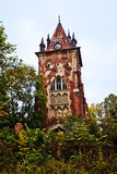 Old Gothic Tower Royalty Free Stock Image