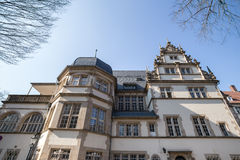 old goverment building minden germany Stock Photos