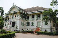 The Old Governor house in Phrae Province, Thailand Stock Photography