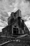 Old Grain Elevator. In the Palouse Stock Images