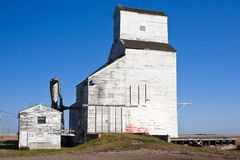 Old Grain Elevator Royalty Free Stock Image