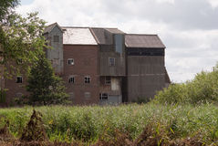 Old Grain Mill Stock Photography