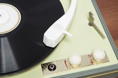 Old gramophone Royalty Free Stock Images
