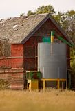 Old Granary Royalty Free Stock Photos