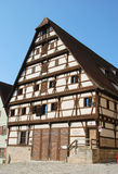 Old granary of the city of Dinkelsbuhl Royalty Free Stock Photography
