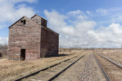 Old granary Royalty Free Stock Image