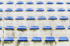 Old grandstand arena Stock Photo