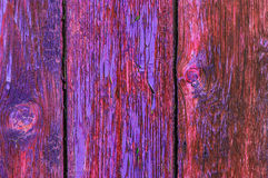 Old Grange colored wooden boards as a background with copy space. Royalty Free Stock Photography