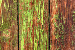 Old Grange colored wooden boards as a background with copy space. Royalty Free Stock Image