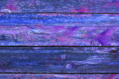 Old Grange colored wooden boards as a background with copy space. Stock Photo