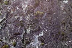 Old granite stone Royalty Free Stock Photos