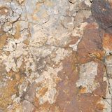 Old granite stone texture Royalty Free Stock Image