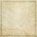 Old graph paper Royalty Free Stock Photo