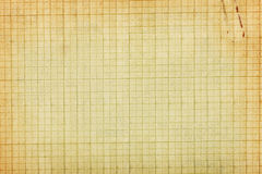 Old graph paper background Stock Photo