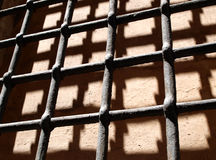 Old grating Royalty Free Stock Images