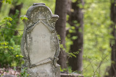 Old Gravestone Stock Images