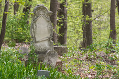 Old Gravestone Royalty Free Stock Photo