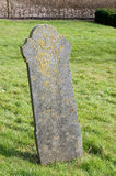 Old gravestone Stock Photography