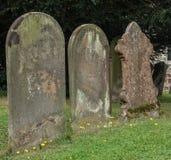 Old gravestones Stock Image