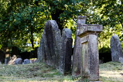 Old graveyard Royalty Free Stock Image