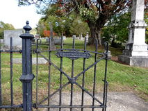 Free Old Graveyard Royalty Free Stock Image - 45471446