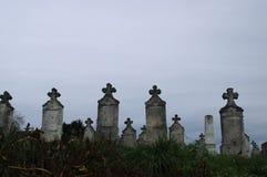 Free Old Graveyard In Zsambek Royalty Free Stock Photo - 212507525