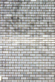 Old gray brick. Gray brick wall on new building Stock Photos