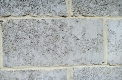 Old gray cement wall Royalty Free Stock Photography