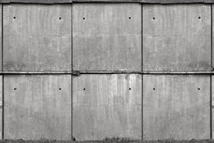 Old gray concrete wall. Background texture Royalty Free Stock Photo