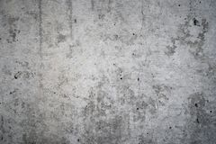 Old gray concrete wall royalty free stock photo