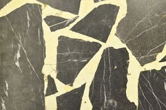 Old gray marble texture background stock photo