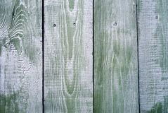 Old gray removed wooden surface Stock Image