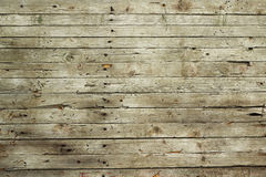 Old gray rotten wood planks background Royalty Free Stock Image