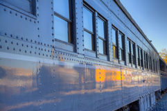 Old Gray Train Car Stock Images