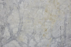 Old gray wall Broke Concrete Royalty Free Stock Photography