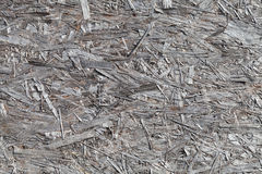 Old gray weathered veneer plywood texture Royalty Free Stock Photography