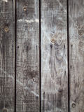 Old gray wooden boards Royalty Free Stock Images