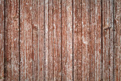 Old gray wooden wall, background photo texture Stock Image