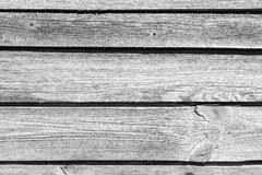 Old gray wooden wall background texture Stock Images