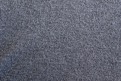 Old Gray Woolen Fabric Texture Stock Image