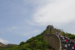 old Great Wall Stock Photo