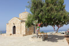 Old greek church Stock Photography