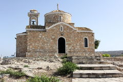 Old greek church Royalty Free Stock Photos