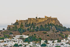 Old greek city Stock Images