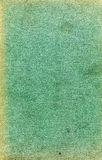 Old green fabric background. Old canvas background with space for text or image Stock Image