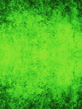 Old green, grunge background texture Stock Images